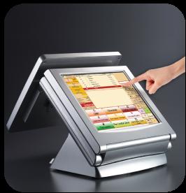 Máy tính tiền cho cafe, bar, karaoke, nhà hàng