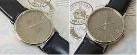 Bán đồng hồ nam Omega De Ville quartz (chính hãng)
