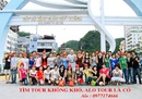 Tp. Hải Phòng: Du lịch là nhu cầu thiết yếu của các cơ quan, sở ban ngành, các trường học hàng CAT246_255_305
