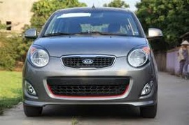 Bán gấp Kia morning SX, sản xuất cuối 2009, xe còn bảo hành chính hãng, xe mới 95%