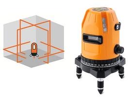 Máy chiếu laser xây dựng 8 tia GEO-Fennel FL65