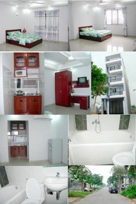 Cho thuê phòng quận7, đầy đủ tiện nghi cao cấp- room for rent in Dist 7