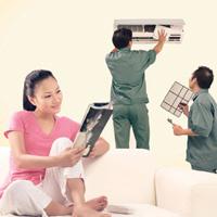Sửa máy lạnh nhanh, rẻ tại TP.HCM