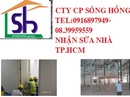 Tp. Hồ Chí Minh: Công ty chúng tôi chuyên nhận sửa chữa nhà, cải tạo nhà nát, sơn mới nhà, dặm vá CL1079571P9