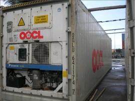 Cần bán 01 container lạnh (RF) 40'