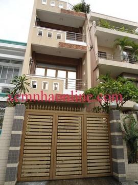 Cho thuê nhà Mặt tiền nội bộ đường Trần Khánh Dư