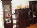 Tp. Hồ Chí Minh: Cần bán thanh lý 5 bộ tủ xuất khẩu gỗ cao su, thông CL1007236