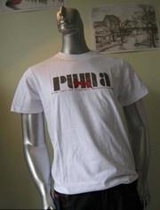Chuyên cung cấp sỉ và lẻ áo Puma, Levis (nam/nữ)