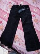 Tp. Hồ Chí Minh: Thanh lý 1 lô quần jean nhung nữ nhỏ CL1014381