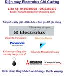 Tp. Hà Nội: Cung cấp máy giặt Electrolux 7kg - 8kg lồng ngang, điều hòa Panasonic, Daikin, E CL1110150P6