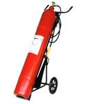 Tp. Hà Nội: Bình Xe Đẩy Chữa Cháy, Bình Chữa Cháy Xe Đẩy 35kg, MFTZ35. . Bình Xe Đẩy CL1034951