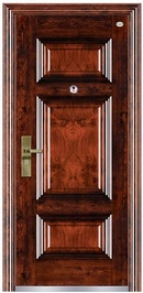 Tp. Hà Nội: Cửa thép an toàn vân gỗ - Cửa gỗ công nghiệp cao cấp CAT247P9