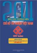 Tp. Hà Nội: Phát hành sách: Báo cáo thường niên Chỉ số tín nhiệm Việt Nam 2011 CAT2_253
