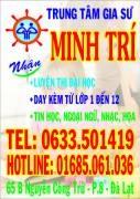 Lâm Đồng: Giới thiệu Gia Sư Minh Trí:hàng đầu tại TP Đà Lạt. RSCL1013142