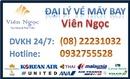 """Tp. Hồ Chí Minh: Phòng vé Viên Ngọc, chuyên cung cấp vé máy bay với """"giá rẻ mỗi ngày"""" ! CAT246_255_308"""