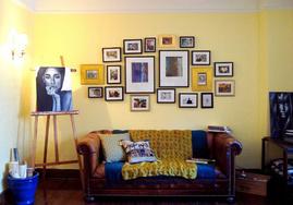 Lấp khoảng trống tường bằng hình trang trí, Những tấm ảnh....
