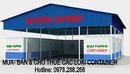 Tp. Hà Nội: Bán container giá rẻ CL1091512