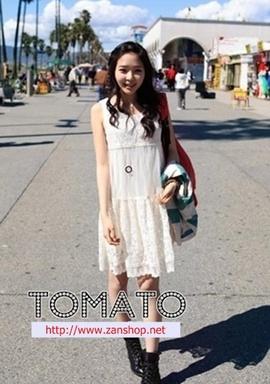 Đầm thời trang nữ. Mã ZD.006-zanshop.net