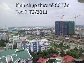 Bán, cho thuê TTTM chung cư Tân Tạo - BCCI