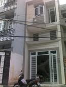 Tp. Hồ Chí Minh: Bán Nhà mặt tiền đường nhựa 10m, đúc tấm (1 trệt, 1 lửng, 1 lầu ). Phường HT- Q1 CL1039385