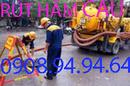 Tp. Hồ Chí Minh: rút hầm cầu thông cầu cống nghẹt bảo sơn 0908.94.94.64 CL1039715