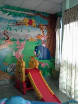 Vẽ Tranh tường Giá Rẻ, Trang trí cho nhà thêm xinh