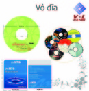 Tp. Hà Nội: in bia DC - VCD - DVD nhanh .re nhat HN CL1073963