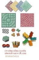 Tp. Hồ Chí Minh: gạch chữ i, gạch con sâu, gạch lát vỉa hè giá tốt nhất CL1080676P9