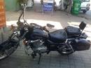 Tp. Đà Nẵng: Bán xe Môtô hiệu Suzuki GZ 125cc, màu sơn đen, xe nhập khẩu, biển số Đà Nẵng RSCL1070291