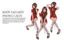 Tp. Hà Nội: Áo sơ mi chất liệu voan, chifon đẹp, kiểu dáng hợp thời trang. CL1057332