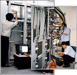 Nhà thầu hệ thống điện lạnh, điện nước dân dụng công nghiệp