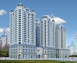Cho thuê căn hộ cao cấp The Flemington Q.11 Diện tích : 90m2 2PN Tầng 16