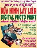 Tp. Hồ Chí Minh: Rửa hình bóng láng Album Photo A6 giá sỉ 2,000$/tấm CL1090958