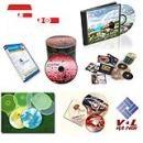 Tp. Hà Nội: In bia cd, vcd, dvd cong nghe in nhanh, gia sieu canh tranh CL1049105