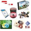 In bia cd, vcd, dvd cong nghe in nhanh, gia sieu canh tranh