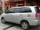 Bình Dương: Cho thuê ô tô 7 chỗ Toyota innova theo chuyến hoặc theo tháng giá rẻ CL1000904
