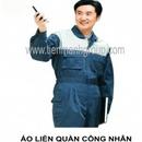 Tp. Hồ Chí Minh: tiến mạnh may đồng phục công nhân, bảo hộ lao động, in thêu lo go theo yêu cầu CL1048712