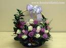 Tp. Hà Nội: Lẵng hoa tình yêu CL1068585