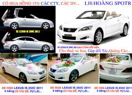 Cho thuê xe Hoa cao cấp: Tự lái + có tài, các dòng xe cao cấp...Tất cả xe BS đẹp