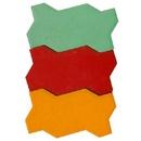 Tp. Hồ Chí Minh: Gạch TERRAZZO, gạch con sâu, gạch đá mài, gạch chữ I, con sâu, terrazzo CL1060397P5