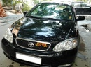 Tp. Hải Phòng: Bán xe altis 1.8 – 2003 màu đen, biển đăng ký Hải Phòng xe công chức sử dụng RSCL1098854