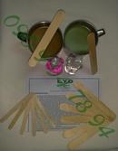 Tp. Hồ Chí Minh: TQ - SAI GON - Bộ sáp wax tẩy lông (dùng tại nhà) & Kem làm nhạt màu lông CL1035160