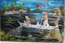Tp. Hồ Chí Minh: Tranh Sơn Mài Đẹp Dành Tặng Đối Tác, CBCNV, Làm Lịch Tết Cho Các Doanh Nghiệp. CL1071131