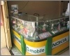 Tp. Hồ Chí Minh: Bán 1 tủ trưng điện thoại hình L, còn tốt 95%, giá 900k!! CL1055803