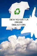 Tp. Hải Phòng: Dịch vụ giặt là Online giá cực hấp dẫn 20.000đ cho 7kg quần áo CL1019736