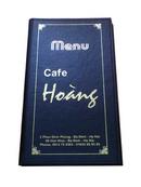 Tp. Hà Nội: In menu cafe/ menu đồ uống/ menu rượu/ menu để bàn CL1012600