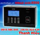 Tp. Hồ Chí Minh: máy chấm công thẻ cảm ứng Ronald JAck K-300 CL1079391P10