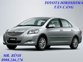 Toyota Vios 1. 5E 2011 giá tốt nhất Sài Gòn, có đủ màu, giao xe ngay, Toyota