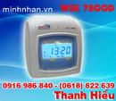 Tp. Hồ Chí Minh: máy chấm công thẻ giấy, máy chấm công WSE-7500A/D giá rẻ CL1054064