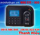 Tp. Hồ Chí Minh: Máy chấm công thẻ cảm ứng wise eye WSE-300, Chất Lượng cao CL1054064